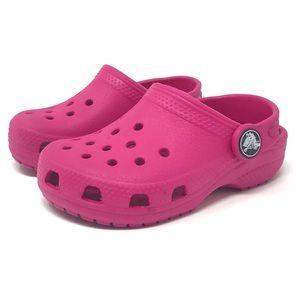Kids Crocs Size 7